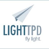 کانفیگ وب سرور Lighttpd