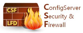 14464992512355 کانفیگ و دستورات مفید فایروال CSF