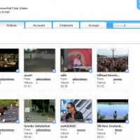 کانفیگ سرور مخصوص سایت اشتراک گذاری ویدئو