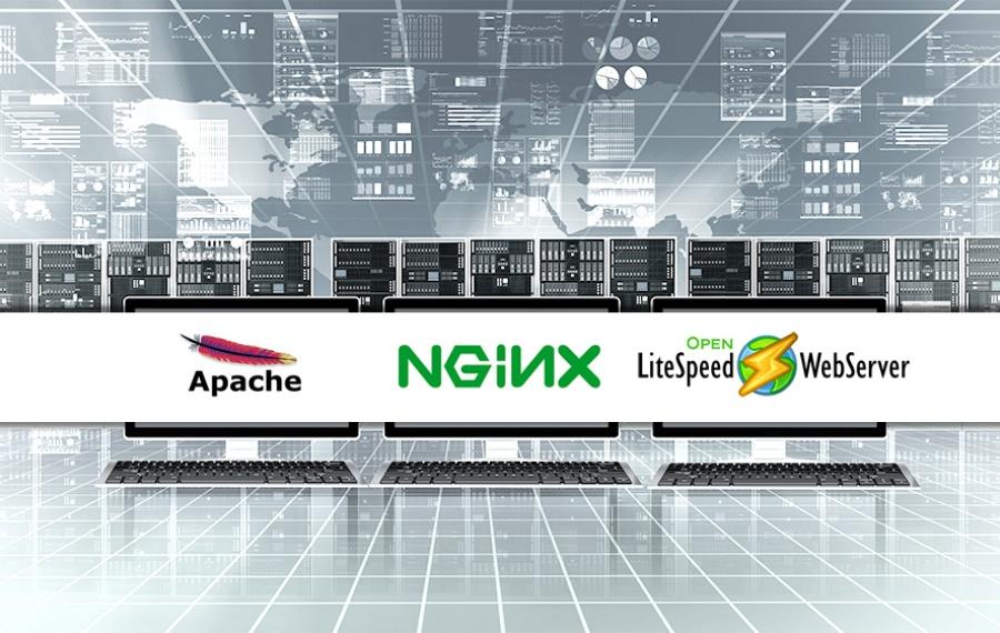 14615275027603 وب سرور Nginx انجین اینکس بهتر است یا litespeed لایت اسپید؟