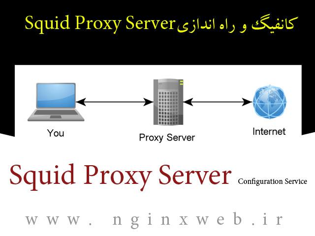 14837727808919 کانفیگ و نصب و راه اندازی Squid Proxy Server