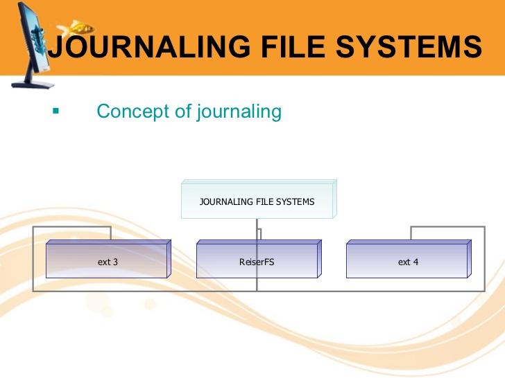 14576055673321 آشنایی با Journaling در سیستم های فایل