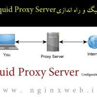 کانفیگ و نصب و راه اندازی Squid Proxy Server