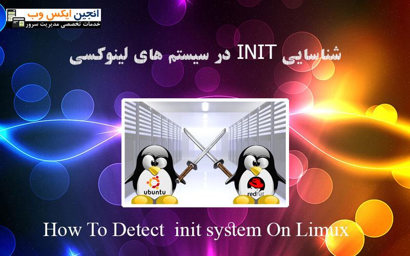 15399531774230 چگونه init system را در توزیع لینوکسی که استفاده میکنیم پیدا کنیم؟