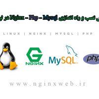 آموزش نصب و کانفیگ وب سرور Nginx به همراه Php و Mysql در سرور لینوکس