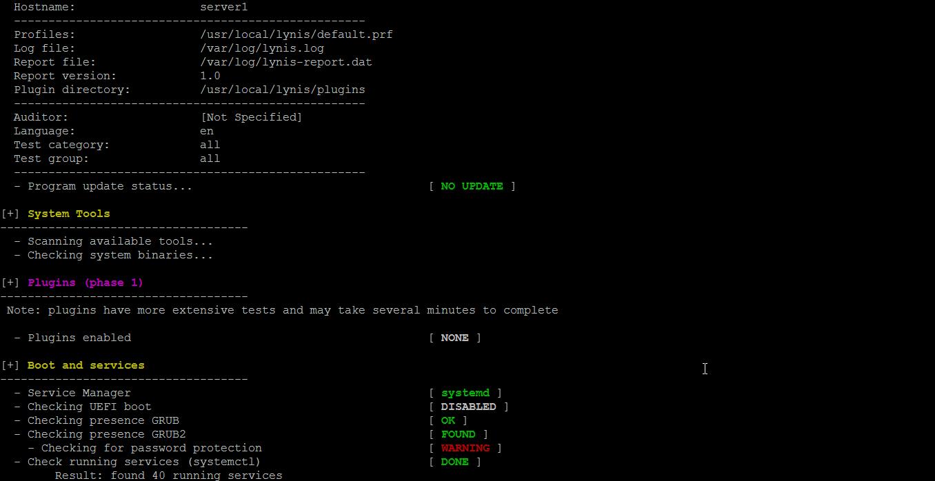 15569597541710 آشنایی با سه ابزار امنیتی جهت شناسایی ویروس ها و maleware ها در لینوکس