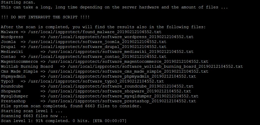 15569605161340 آشنایی با سه ابزار امنیتی جهت شناسایی ویروس ها و maleware ها در لینوکس