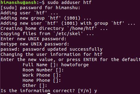15588583631123 آموزش دستورات لینوکس adduser  addgroup جهت مدیریت کاربران