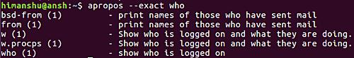 15591157365181 آموزش دستورات لینوکس   آشنایی با دستور apropos