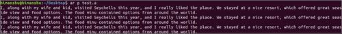 15607695541349 آموزش دستورات لینوکس – آشنایی با دستور Ar در لینوکس