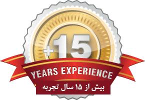 بیش از 15 سال تحربه تخصصی مدیریت سرور